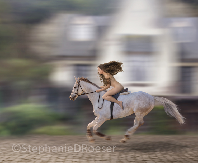 Lady Godiva rides a galloping horse nude through a midieval village protesting the taxation of the poor in this remake of the classic and bawdry (for its time) tale, possibly based in truth.